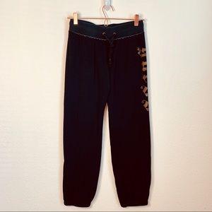 GUESS Black Joggers/Sweatpants XS